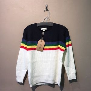 Listicle sweater